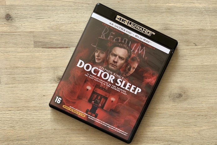 test 4K doctor sleep bluray avis