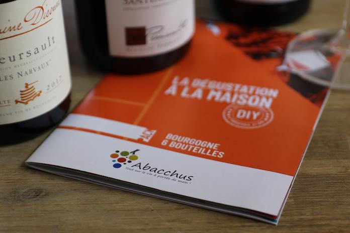 test avis abacchus degustation de vin