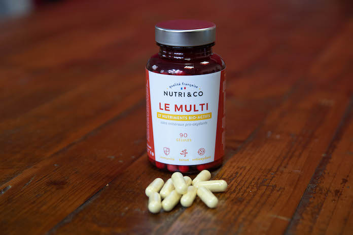 test avis nutri and co multi vitamine
