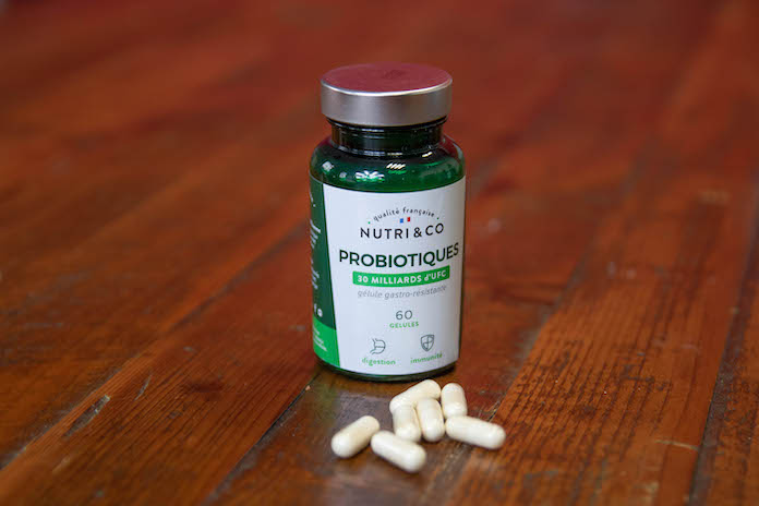 test avis nutri and co probiotique