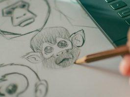 apprendre debuter dessin materiel crayon papier