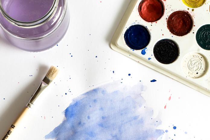 aquarelle stylo crayon pinceau essentiel apprendre debuter dessin materiel