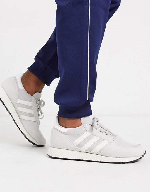 chaussure basket homme adidas blanc classique passe partout asos tenue look ete 2020