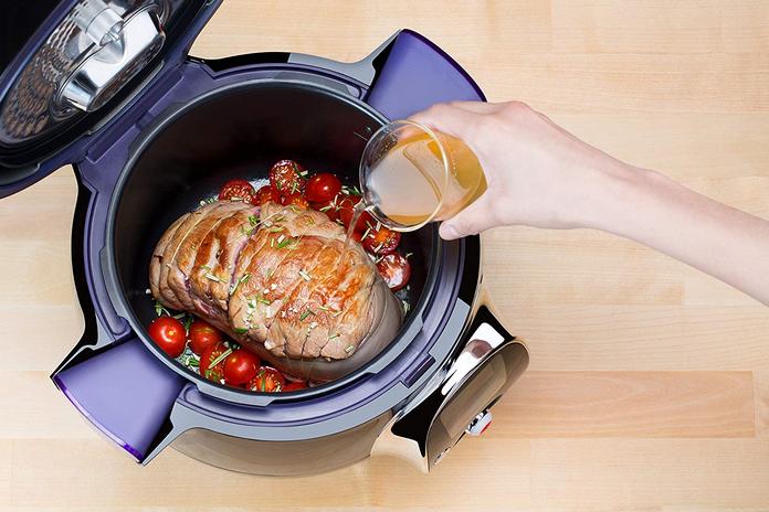 electromenager cuisine simple facile rapide pas cher multi cuiseur recette connecte