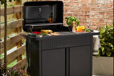 mobilier jardin amenagement exterieur barbecue plancha