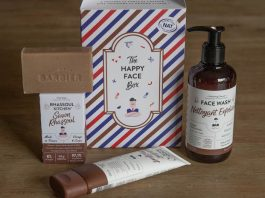 test avis monsieur barbier happy face coffret