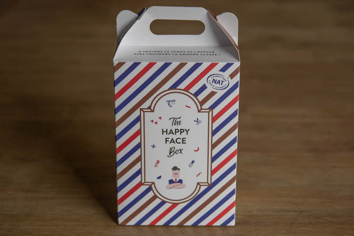 test avis monsieur barbier happy face coffret box