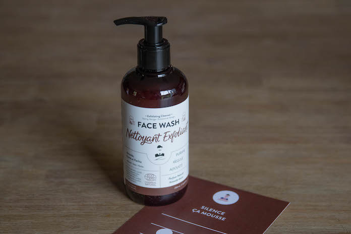 test avis monsieur barbier happy face coffret nettoyant exfoliant