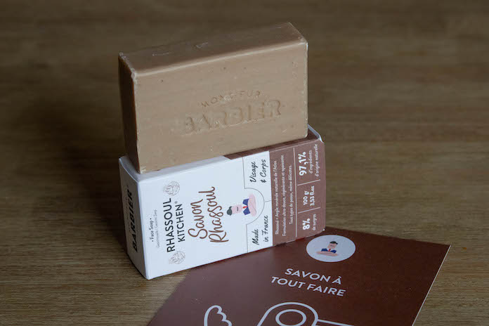 test avis monsieur barbier happy face coffret savon rhassoul