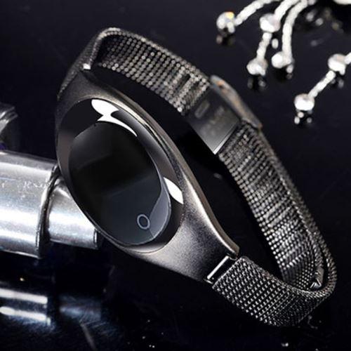 bracelet bluetooth wifi connexion smartphone sante high tech maison connectee suivi cardiaque pas