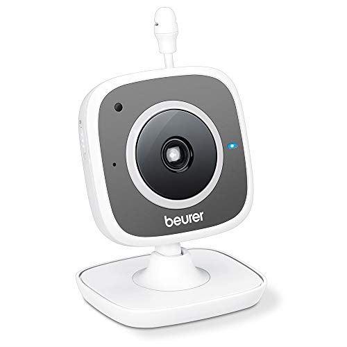 camera babyphone nocturne smartphone maison connectee ecoute bebe