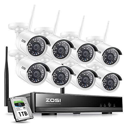camera surveillance exterieur interieur maison connecte objet accessoires alarme securite smartphone