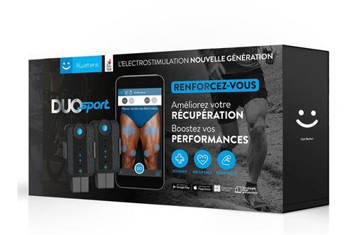 electrostimulateur muscle electrique sport automatique maison connectee loisir stimulation