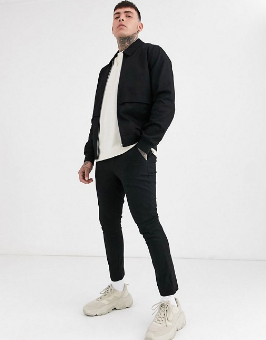 look homme durable ethique ecoresponsable asos ensemble 2020 jogging look casual.