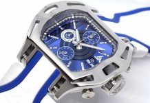 montre wryst force homme