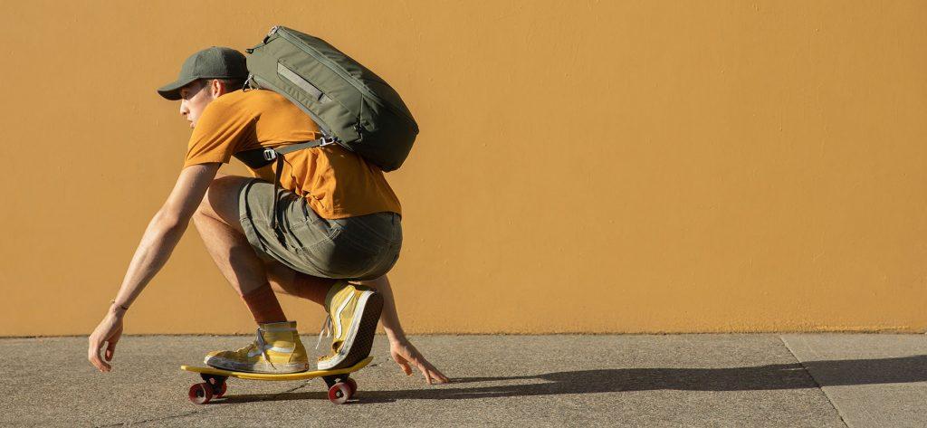 sac duffel osprey test avis randonnee ville sac a dos ecoresponsable durable recycle
