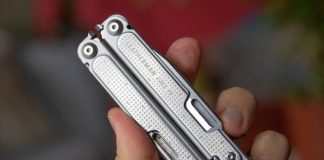 test avis leatherman p4 pince multifonction outils