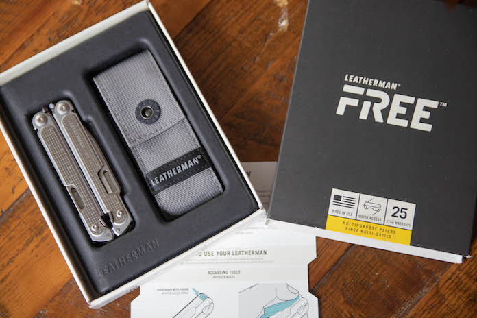 test avis leatherman p4 pince multifonction outils marque