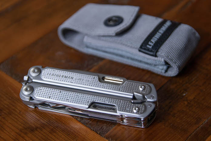 test avis leatherman p4 pince multifonction outils presentation