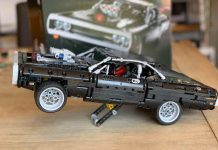 test avis lego fast and furious dodge charger dom decolle