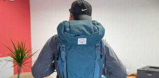 test avis osprey sac