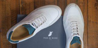test avis pied de biche frisco v2 sneakers boite