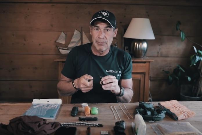 15 objets mike horn survie