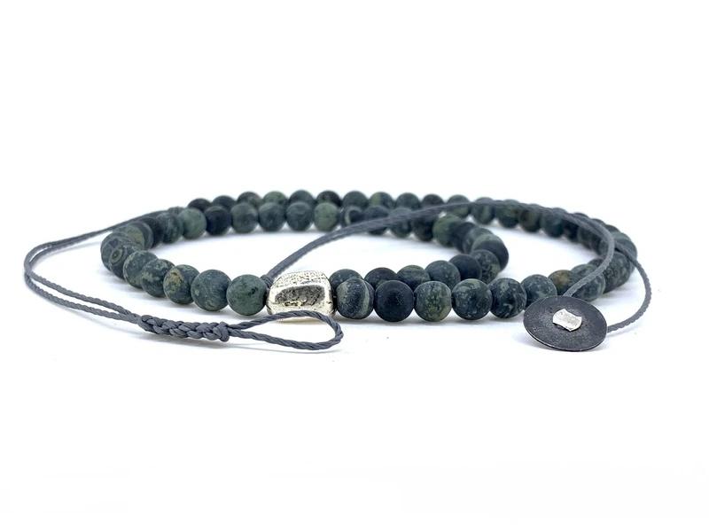 Collier homme bijoux idee cadeau fete des peres papa perle garcon bijou accessoires