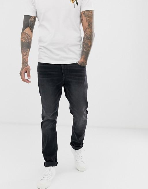 jean pantalon noir look tenue inspire inspiration film cinema serie cinematographie outfit drive ryan gosling.