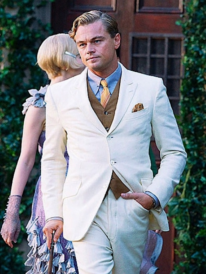 look cinema inspiration icone gatsby serie film costume style homme classe blog