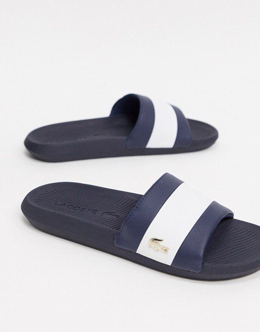 look style mode homme 2020 ete outfit tenue idee vetement chaussure mule lacoste claquette sandale