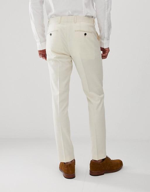 pantalon costume creme ajuste homme look tenue inspire inspiration serie film cinema cinematographie gatsby