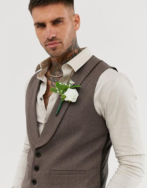 veston costume marron homme look tenue inspire inspiration serie film cinema cinematographie gatsby