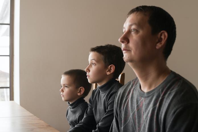 activite occupation famille familiale vacance manuel enfant creatif jeu bricolage arbre genealogique generation