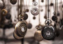 idee cadeau retro vintage accessoire decoration vetement bijoux montre a gousset metal