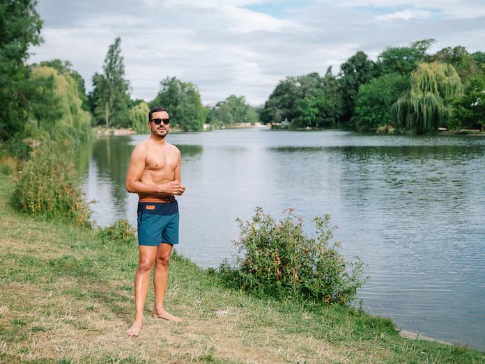 maillot de bain ecolo homme FAGUO