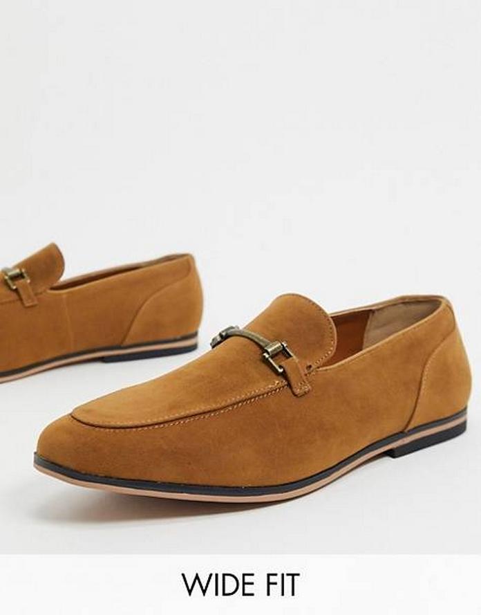 mule chaussure look tenue vacances homme ete blog mode pas cher asos baskt beige mocassin cuir daim boucle