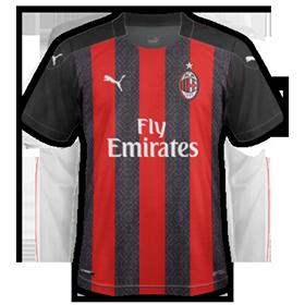 plus-beaux-maillots-foot-2020-2021-ac-milan-domicile