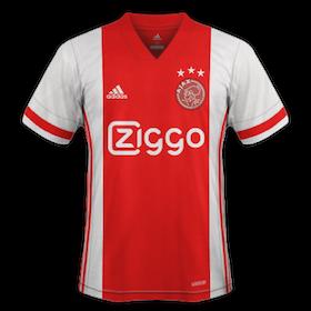 plus-beaux-maillots-foot-2020-2021-ajax-domicile