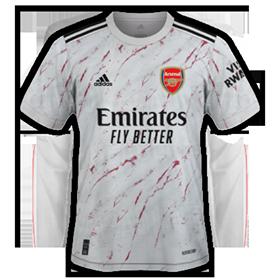 plus-beaux-maillots-foot-2020-2021-arsenal-exterieur