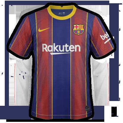 plus-beaux-maillots-foot-2020-2021-barcelone-domicile