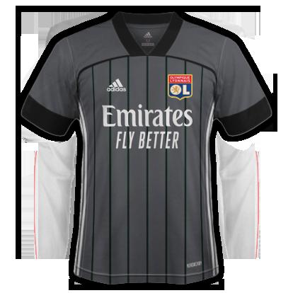plus-beaux-maillots-foot-2020-2021-lyon-exteriieur