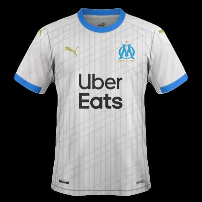 plus-beaux-maillots-foot-2020-2021-marseille-domicile