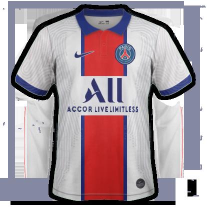 plus-beaux-maillots-foot-saison-2020-2021-psg-exterieur