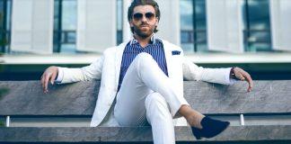 costume homme classe uni motif carreaux pas cher deux pieces trois pieces