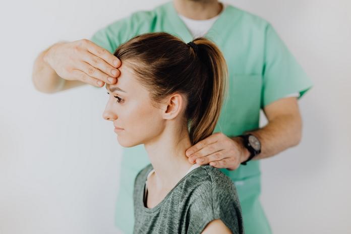 massage tete machine nuque cranien accessoire detente relaxation