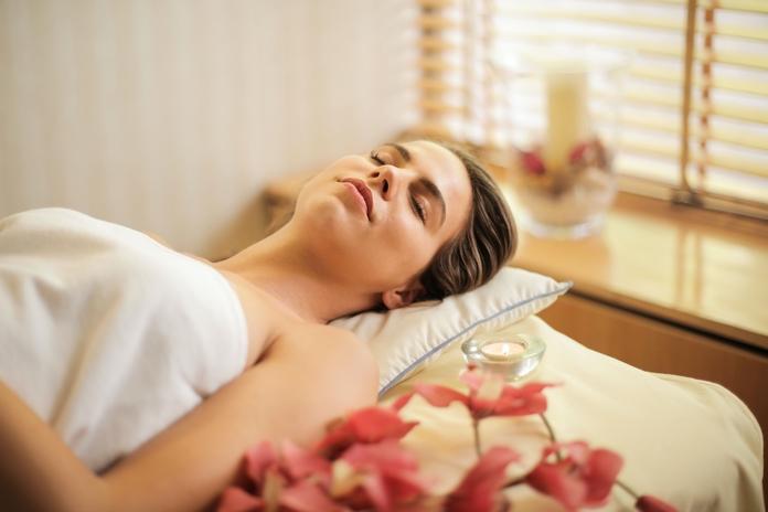 relaxation mieux dormir sommeil accessoires detente massage pied dos