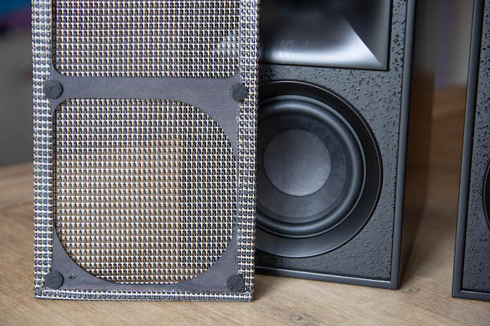 test klipsch the fives avis grille