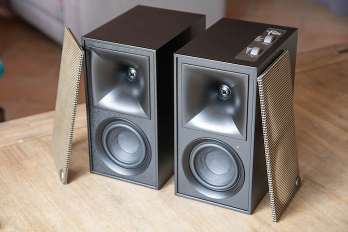 test klipsch the fives avis presentation