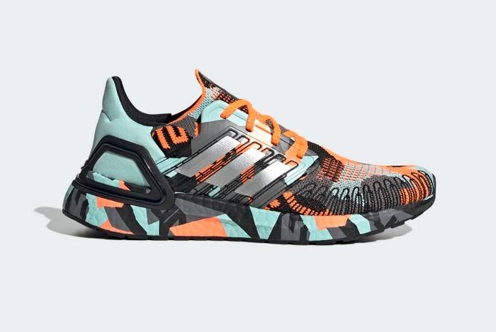 Basket adidas chaussure colore multicolore nouveau homme